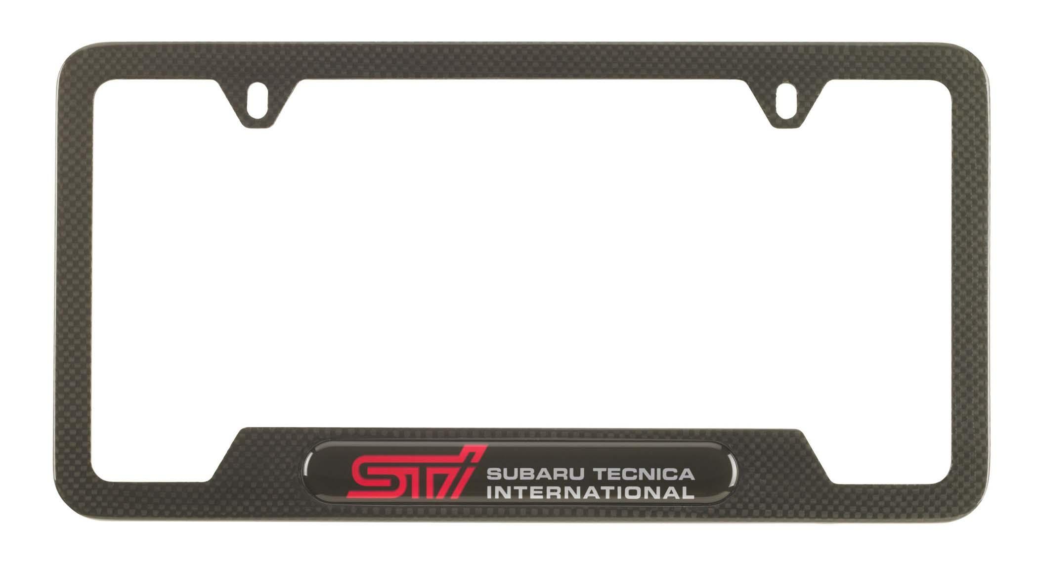 Shop Genuine 2016 Subaru Sti Accessories From Rafferty Subaru