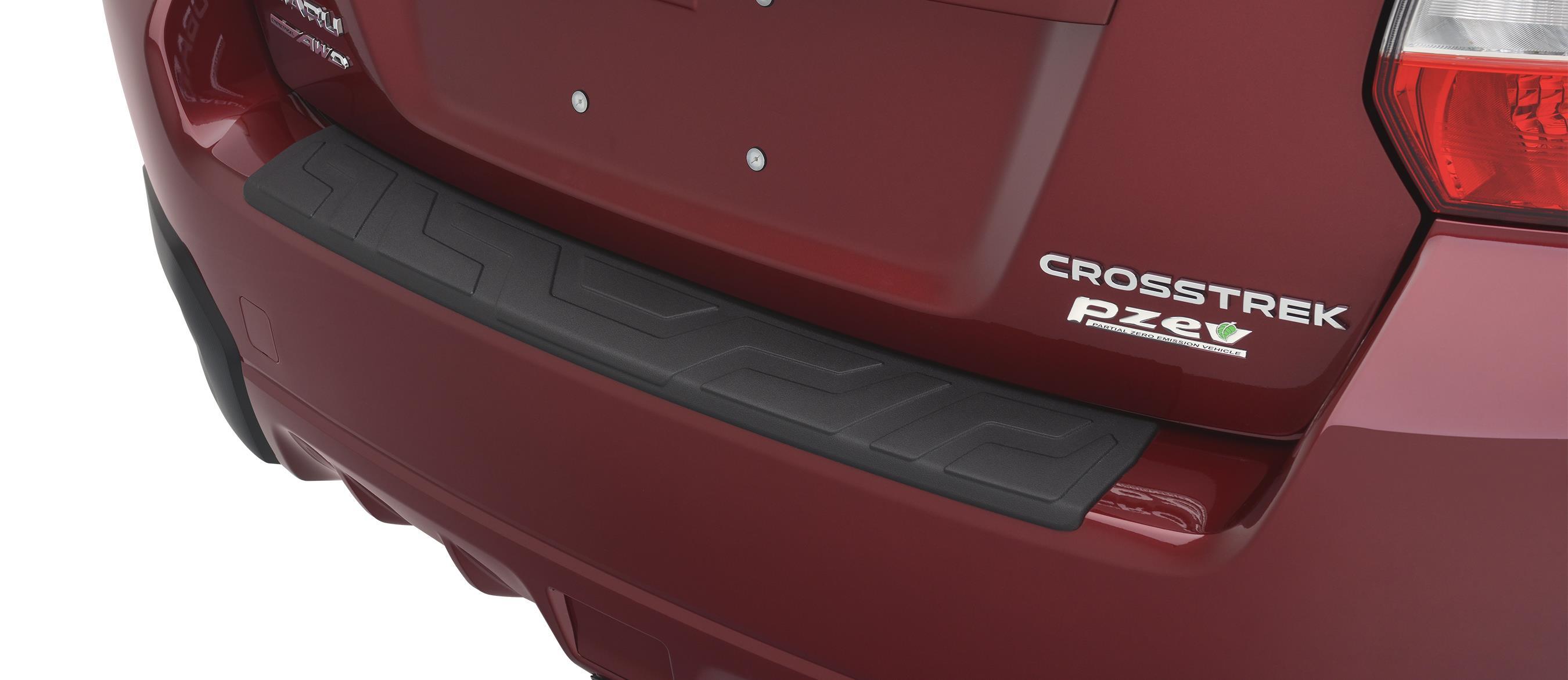 2016 Subaru Crosstrek Rear Bumper Cover Security