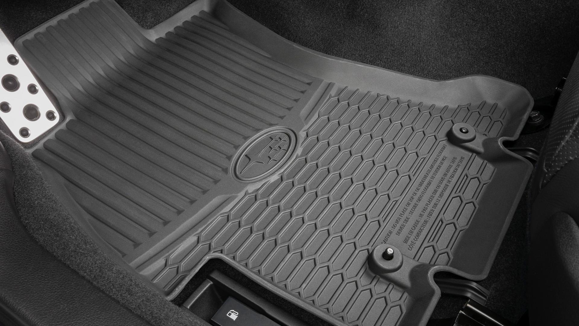 Subaru Crosstrek Floor Mats All Weather All Weather