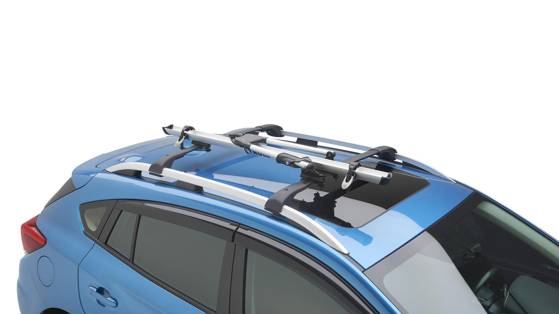 Soa567b020 Subaru Thule Bike Carrier Roof Mounted