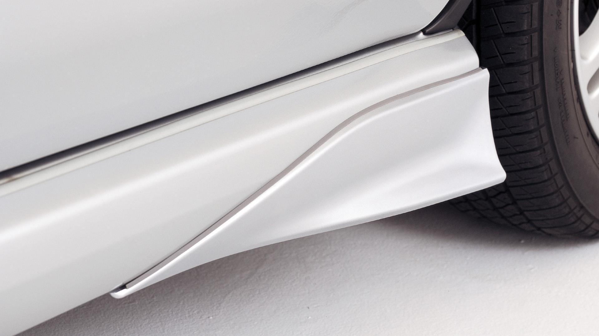 2005 Subaru Sti Strake Kit Silver Platinum Pearl